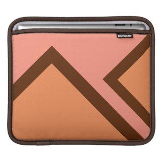 Peachy Keen iPad Sleeve