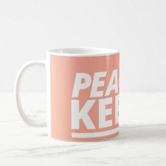Peachy Keen Peach Mug