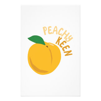PEACHY KEEN STATIONERY