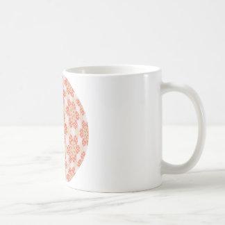 Peachy Links Coffee Mugs