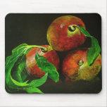 Peachy mouse mouse mat