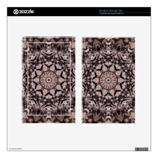 Peachy Pattern Kindle Fire Skins