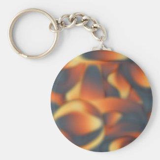 Peachy Sumo Key Chains