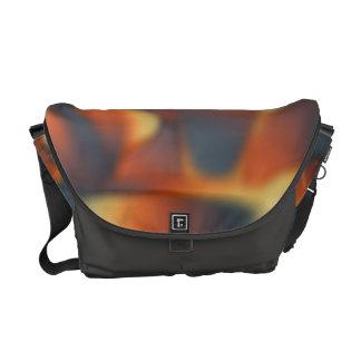 Peachy Sumo Messenger Bag