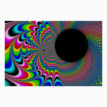 Peackock A Delic - Fractal Art Poster