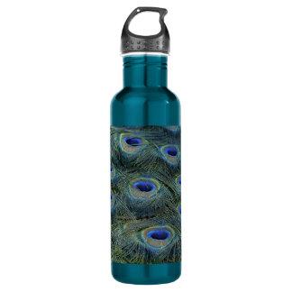 Peacock20160301 Water Bottle