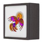 Peacock 1 premium gift box