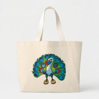 Peacock 2 bag