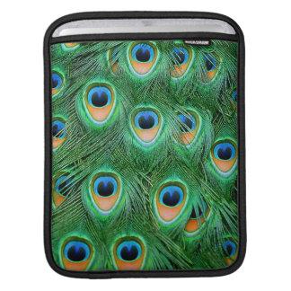 Peacock#2-i-pad sleeve sleeves for iPads