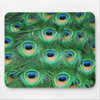Peacock #2-Mousepad Mouse Pad