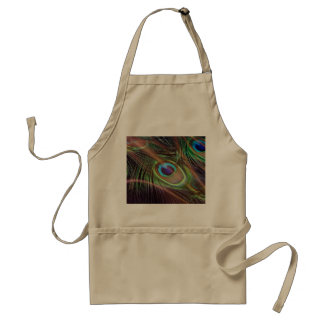 Peacock Adult Apron