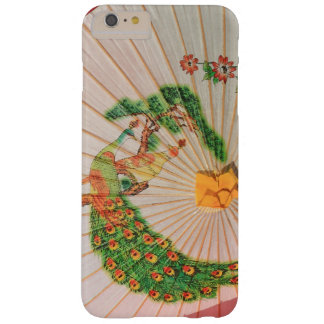 Peacock and Peahen Parasol iPhone 6/6s Plus case