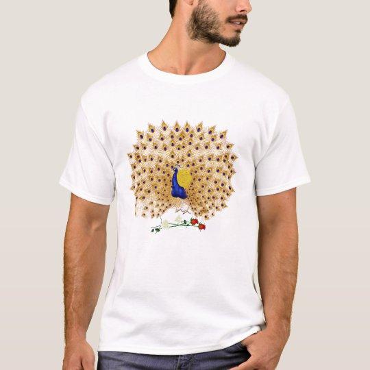 Peacock and Roses Shirts