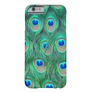 peacock animal - feathers iPhone 6 case