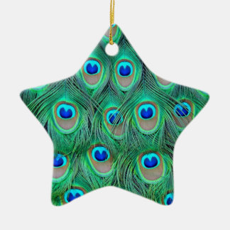 peacock animal print - feathers ornaments