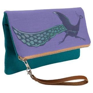 Peacock Art Beautiful Peacocks Feather artwork Clutch