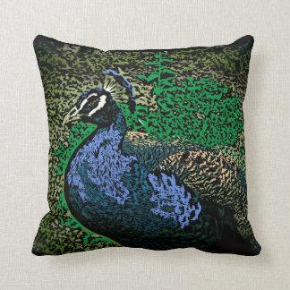 Peacock Pillows - Decorative & Throw Pillows Zazzle