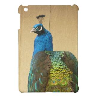 Peacock at Rest Photo iPad Mini Case