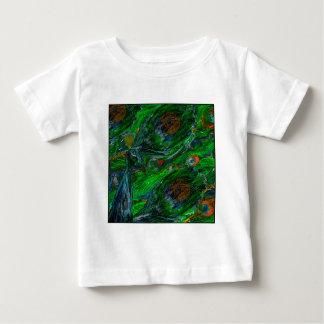 Peacock. Baby T-Shirt