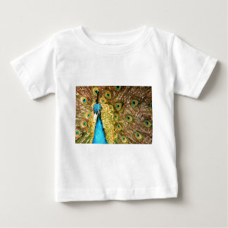 Peacock Baby T-Shirt