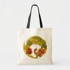 Peacock Bag at Zazzle
