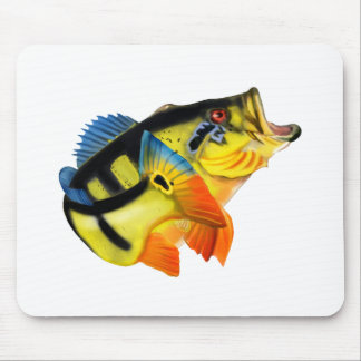 Peacock Bass Mouse Pad