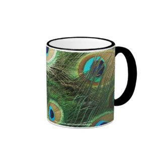 Peacock Beauty - Mug