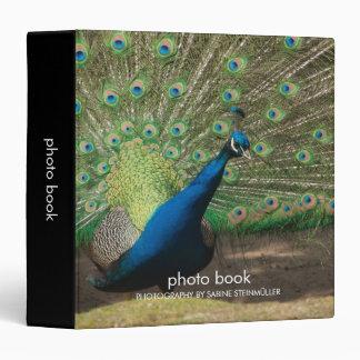 Peacock Binder
