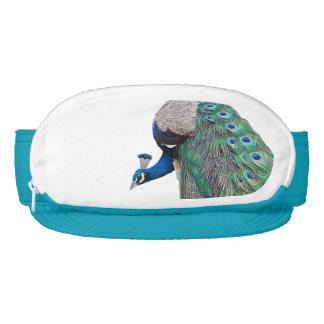 Peacock Bird Animal Feathers Cap-Sac Hat