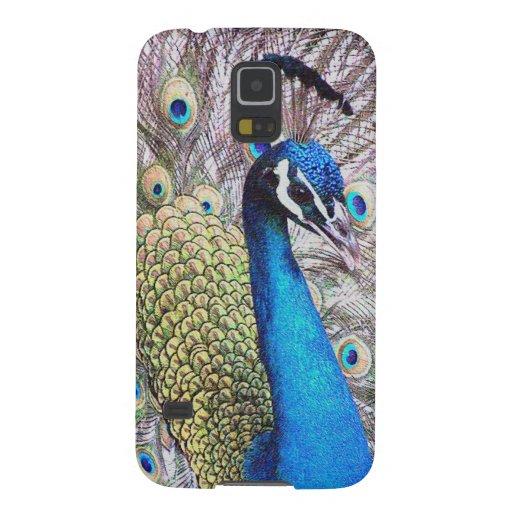 Peacock Bird Galaxy Case Galaxy Nexus Cover