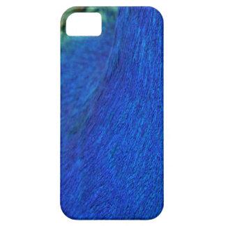 Peacock Blue iPhone SE/5/5s Case