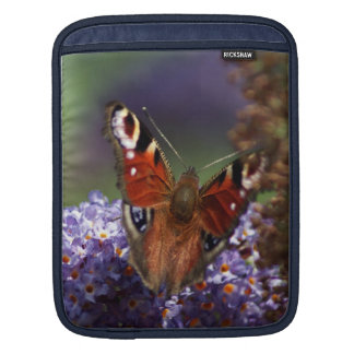 Peacock butterfly Sleeve Sleeves For iPads