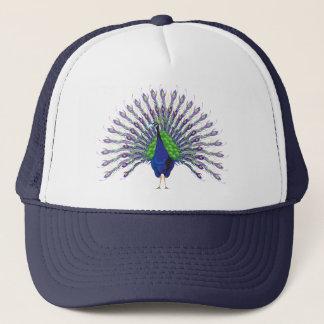 Peacock Caps