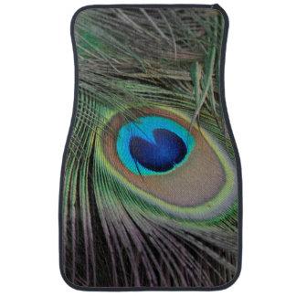 Peacock Car Floor Mat
