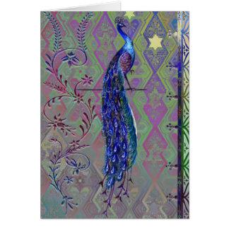 Peacock Card 3