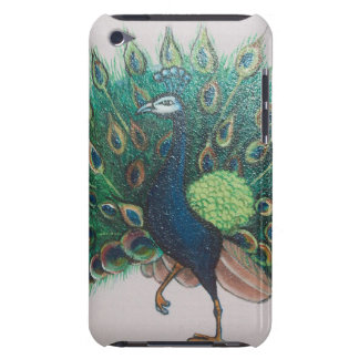 Peacock Case-Mate iPod Touch Barely There Case