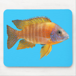 Peacock Cichlid Mouse Mat