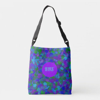 Peacock Color Splashes 4755 tote bag