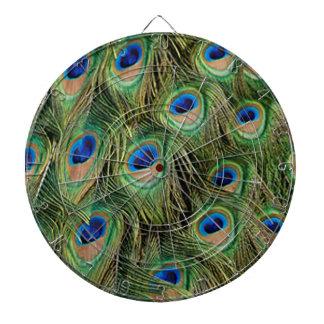 Peacock Dart Board
