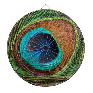 PEACOCK DART BOARD