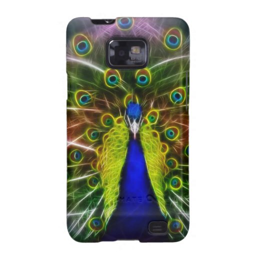 Peacock Dreamcatcher Galaxy SII Covers