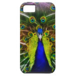 Peacock Dreamcatcher iPhone 5 Case