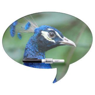 Peacock Dry Erase Board