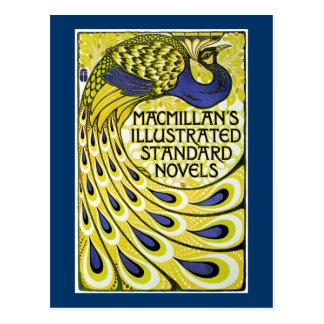 Peacock Edition MacMillan s Illustraded Postcard