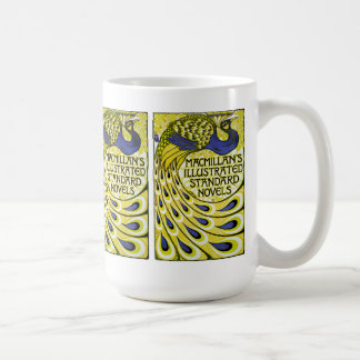 Peacock Edition, MacMillan's Illustraded Coffee Mug