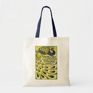 Peacock Edition, MacMillan's Illustraded Tote Bag