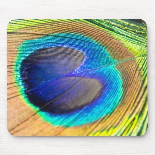 Peacock Eye Mousepad