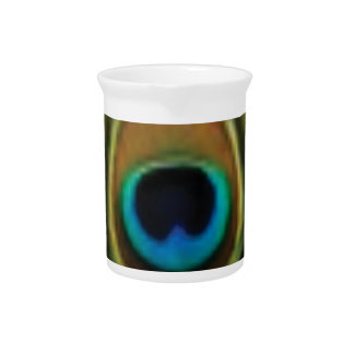 peacock eye yeah drink pitcher