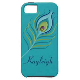 Peacock Fantasy iPhone SE/5/5s Case