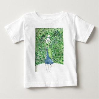 Peacock Fashion Baby T-Shirt